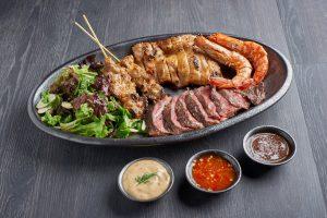 Bangkok Jam Mixed Grill Platter