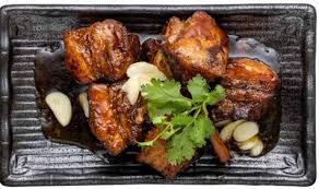 Caramelised Ibericao Pork Belly Bangkok Jam