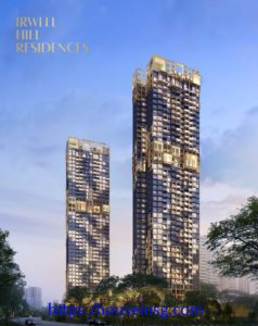 Irwell Hill Residences Condo at Irwell Bank Road Launch By CDL