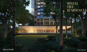 Irwell Hill Residences Gym